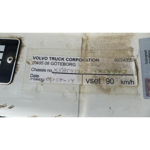 9 - Volvo FM9-  8x4 + lift axle recent addition,.. Armcon Volumetric Mixer lorry. Reg KX55 UPZ  Vehicle ...
