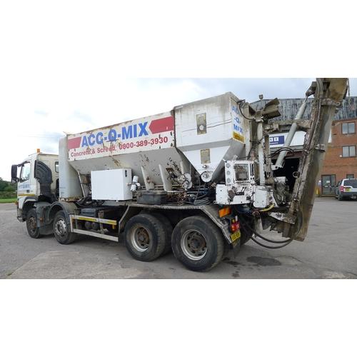 18A - Volvo FM12 Armcon Volumetric Mixer Lorry, Reg. KX05 RZN, 1st Reg. 01/07/2005, GVW 32,000 kgs Gross, ...