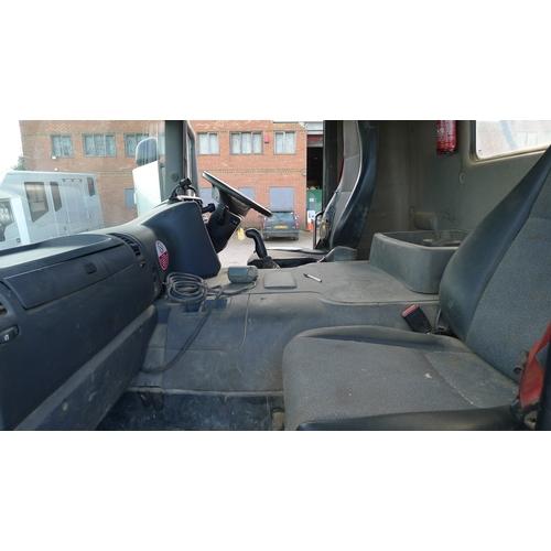 24 - Scania P 380 CB 8x4 HNZ Armcon Volumetric Mixer Lorry. Reg MX06 NWC, 1st Reg 01/04/2006. GVW 32,000 ...