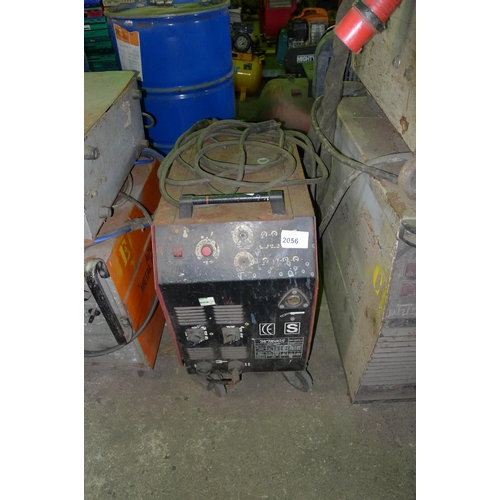 2056 - 1 welder type MM403, 3ph...