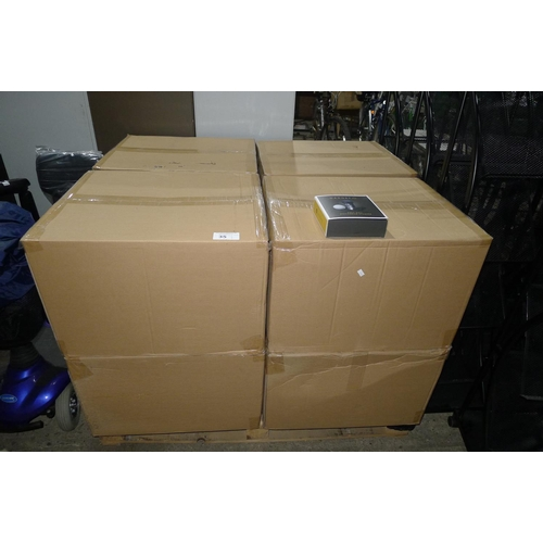 35 - 1 pallet containing a quantity of golf ball monogram stampers by Gadget Co...