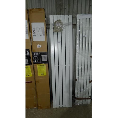 2040 - 1 grey designer radiator...