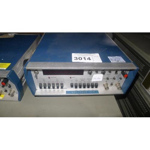 3014 - 1 Racal 9905 universal counter timer...