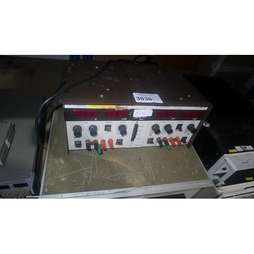 3036 - 1 Thurlby PL310 PSU, Quad mode, 0-30v, 1A twice...
