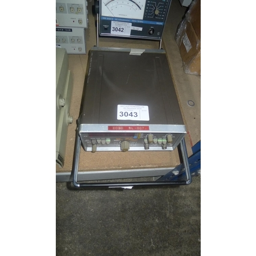 3043 - 1 Philips PM6670 high resolution timer / counter 120MHz...