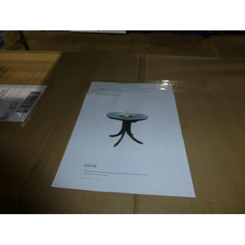 42 - 1 Stephan extendable dining table RRP £255...