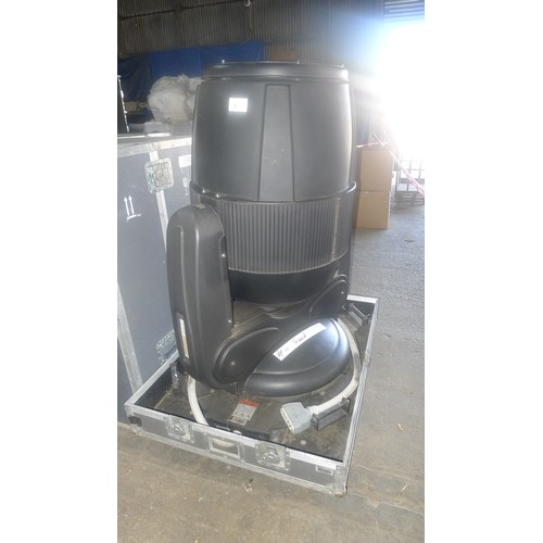 4 - 1 Procon Ireos Space Cannon search light, 240v / 55amp, YOM 1999 in a wheeled flight case approx 122...