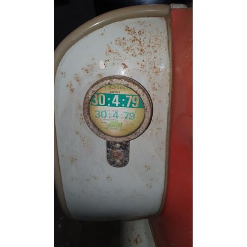 1249 - RARE LAMBRETTA Scooter LI 150cc. Reg: 642 EYB, 1st registered 19/06/1959, Current lady owner (deceas...