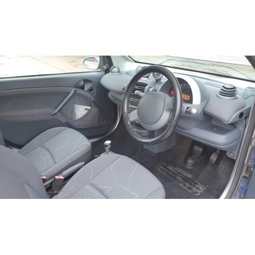1011 - Smart car Fortwo Passion EDTI Spring-Edition 2 dr Coupe, reg WU54 LRA, 1st reg 01/09/2004, 698cc aut...