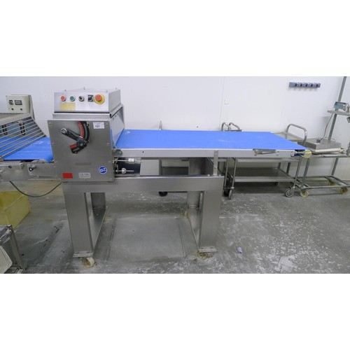 107 - 1 Rondo Rondolino compact line model SPF602. G20, YOM 1997 with various accessories allowing for  va...