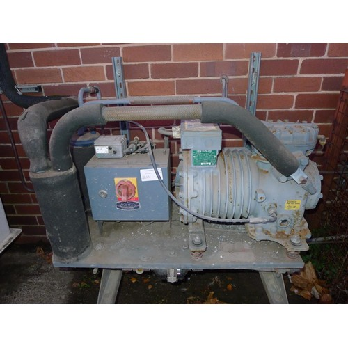 211 - 1 Koma Sun Riser retarder prover oven type CDS-1/1-200-240-300, code P-03104075.1, 3ph, YOM 2004, ap...