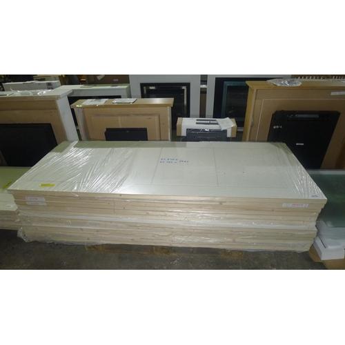 2052 - 1 pallet containing 12 Premdor Wojciechowski primed internal doors comprising 6 at 1981mm x 838mm & ...