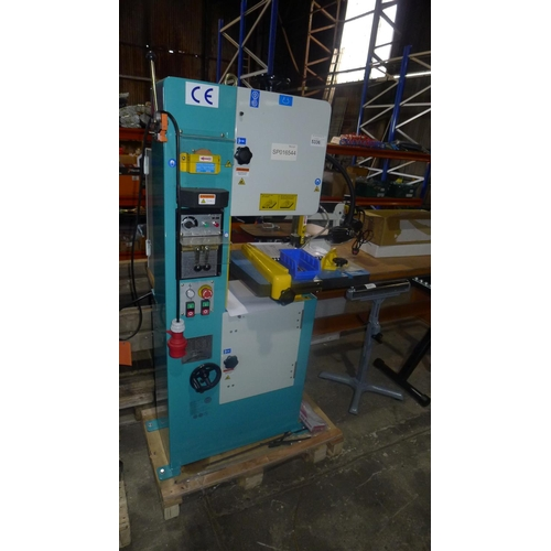 5336 - 1 floor standing metal cutting vertical band saw type KB-30, 3ph / 415v, RRP £3780 (SP016544)...
