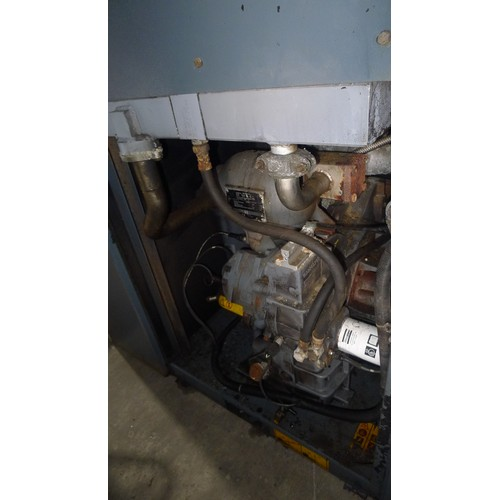 5404 - 1 Atlas Copco oil free rotary tooth compressor model ZT37 VSD FF, 3ph, serial number All706103, last...