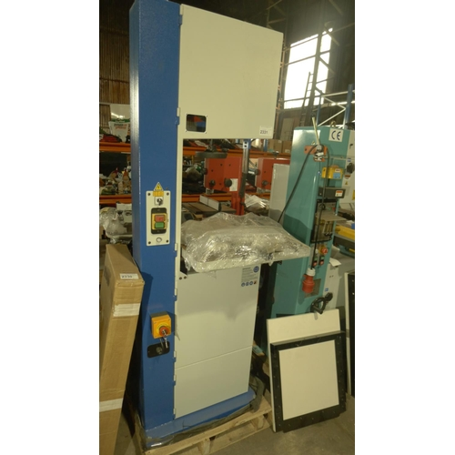 2331 - 1 floor standing band saw type Trade AT3086B /SBW3501 H3, 240v RRP £2099 (SP016515)