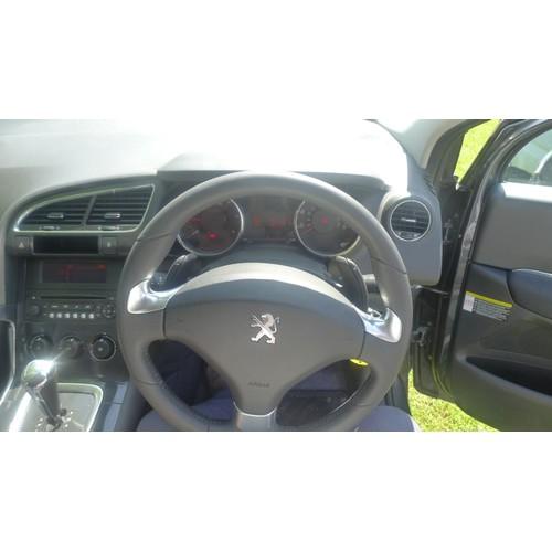 2684 - Peugeot 3008 Active E-HDi S-A 5 Dr Hatchback, Reg WF65 KYJ , 22/09/2015, 1560cc 6 speed semi Auto di...