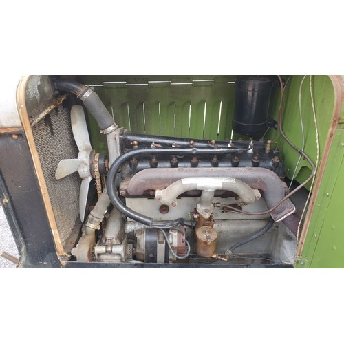 764 - Rare Austin 20 Charabus, 3.6 litre petrol,  1918, imported from New Zealand. Vin no LY08, fitted wit...