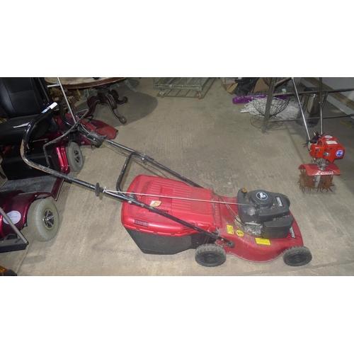 1090 - 1 petrol engine lawn mower by Mountfield type HP184