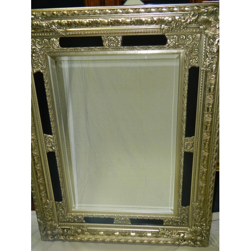 136 - Quality brand new(out of box) ornate mirror 130x100cm...