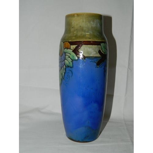 163 - Royal Doulton Lambeth vase...