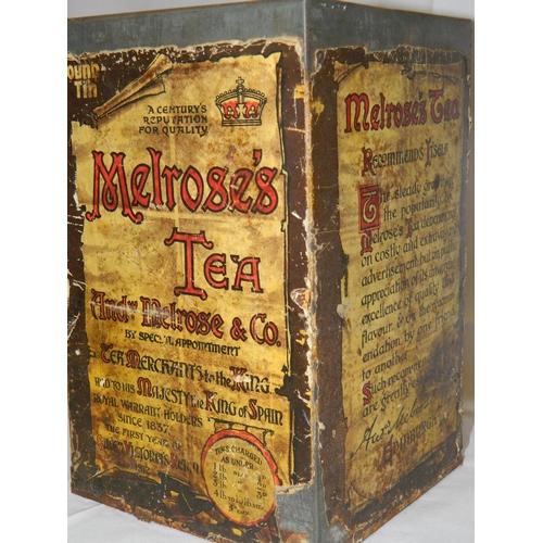 180 - Vintage tea tin...