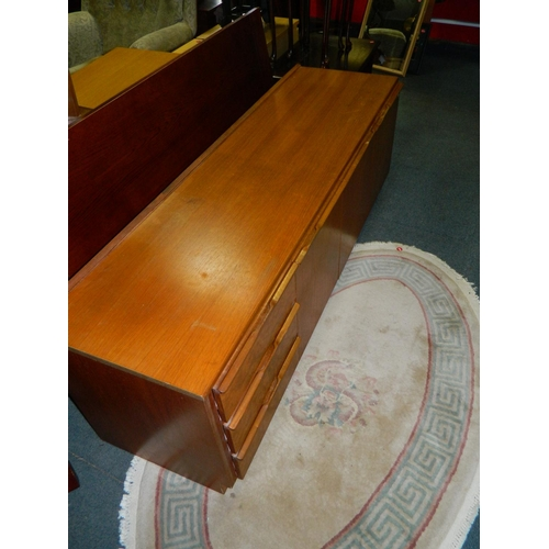 218 - Danish Teak sideboard 170cm L x 50cm W...