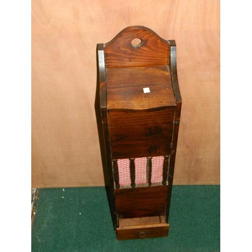 285 - Baguette box 'Huche a Pain' [85x22x17]cm...
