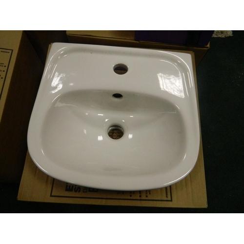 341 - Wash hand basin...