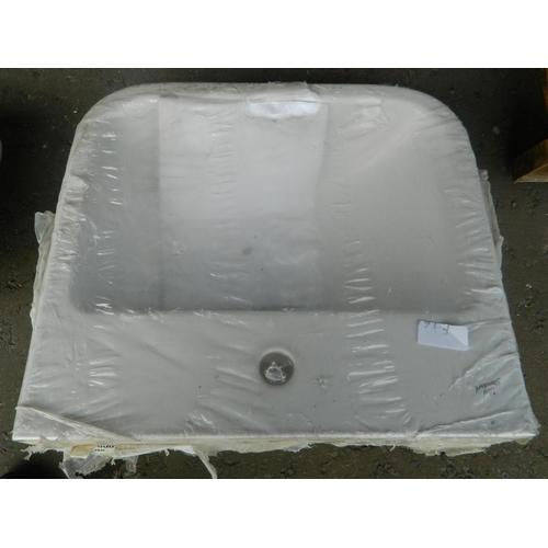 342 - Wash hand basin...