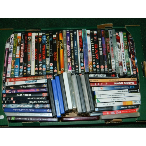 359 - Selection of 72 DVD's including 'One Hour Photo'...