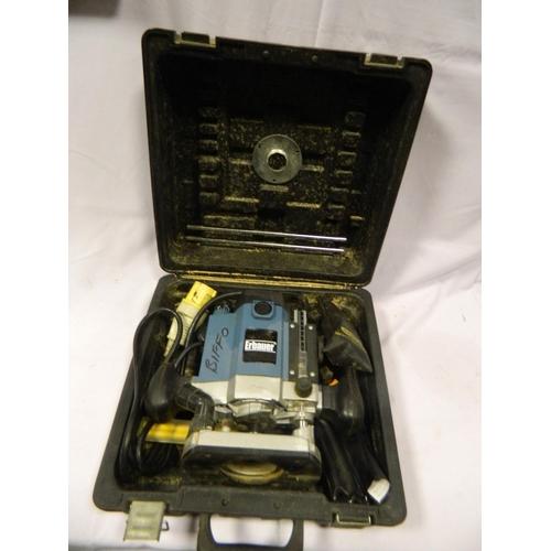 385 - Erbauer router 0.5 inch bore...