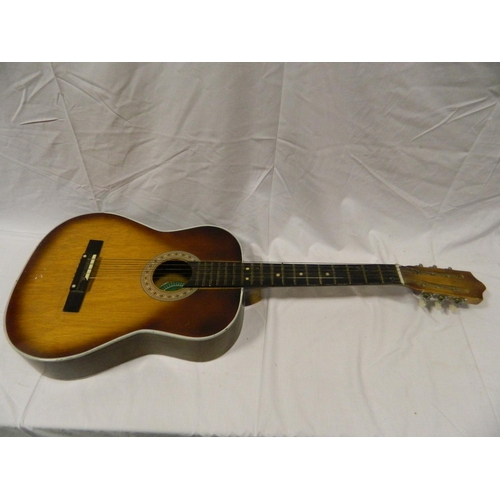 406 - Acoustic guitar...