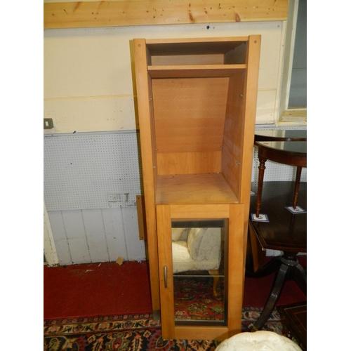 445 - M&S quality cabinet [h:170cm xw:60cmx d:58cm]...