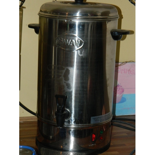 455 - Swan 30 litre water heater...
