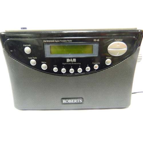 545 - Roberts radio...