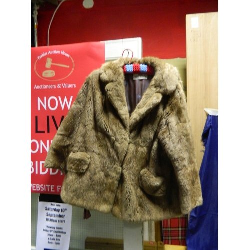 57 - Mink fur jacket...