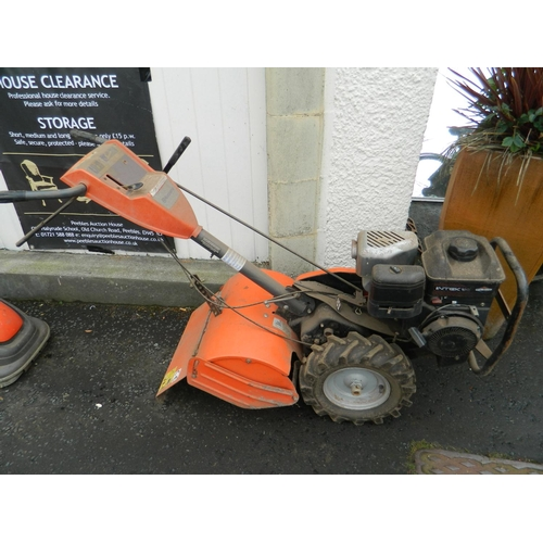 613 - Husqvarna CRT 51 rotavator in working order over £1k new...