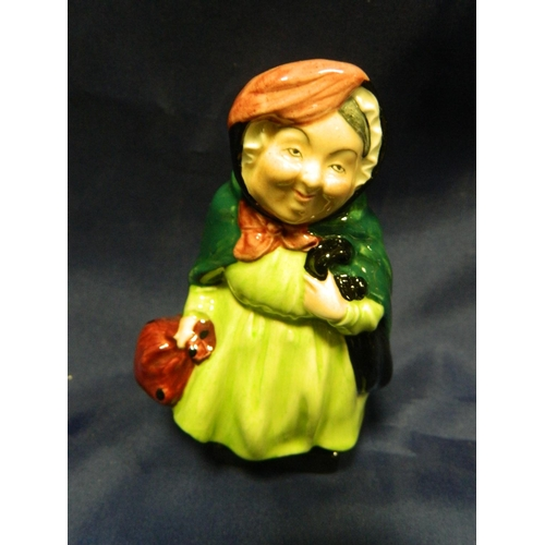 99 - Royal Doulton 'Fairy Gamp' figurine...