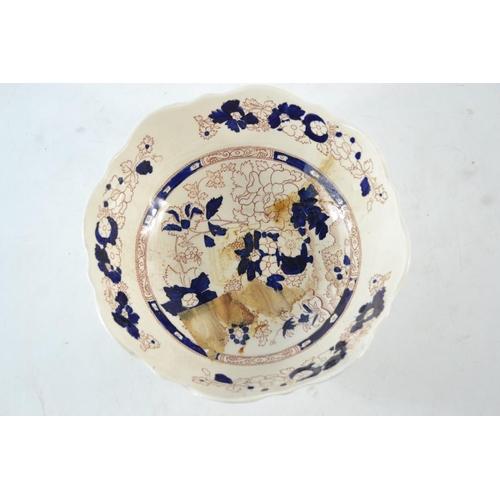 55 - Masons 'Mandarin' bowl [26cm diameter approx ]...
