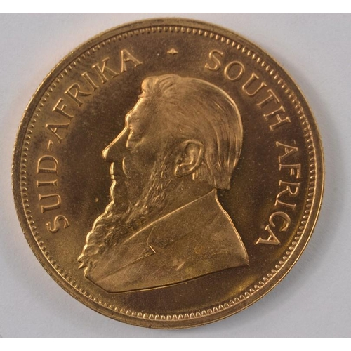 5 - LIFETIME INVESTMENT! Krugerrand 1oz 1977 22ct yellow gold (only 10% incl VAT buyers commission on th...