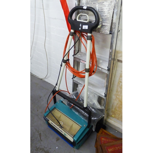 215 - A TRUVOX MULTIWASH FLOOR CLEANER...