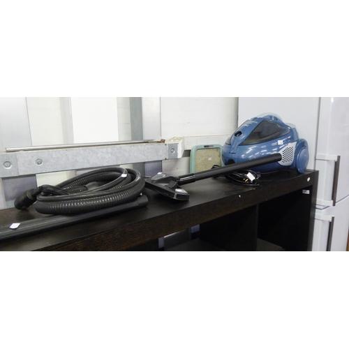 216 - A TRIPLOSIMAC EVT100 STEAM CLEANER...