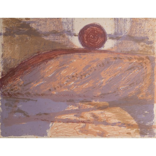 """266 - NORMAN JAQUES (1922-2014)TWO ARTIST SIGNED LIMITED EDITION COLOUR PRINTS 'Moelfre Bay, (13/15) 21"""" x..."""