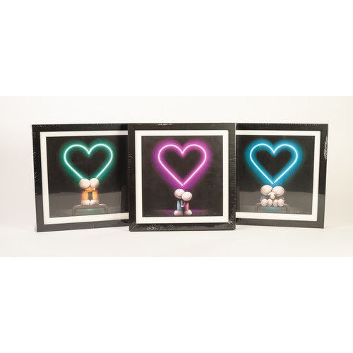 312 - *DOUG HYDE (b.1972)COLLECTOR'S BOX SET, (No.229, with certificate)'The Box of Love', Comprising:'TH...