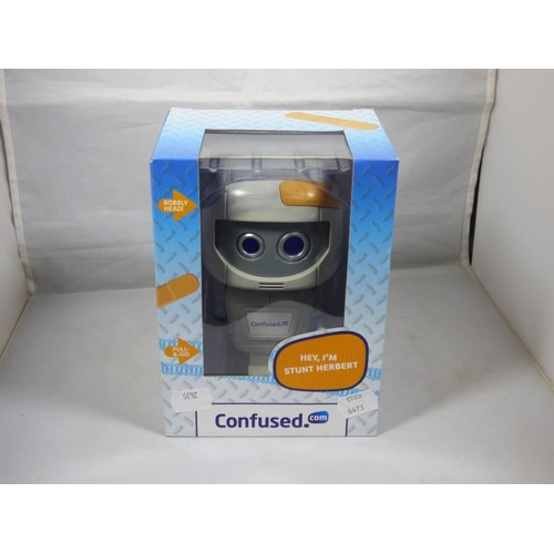 521 - Confused.com Stunt Herbert Collectors Toy...