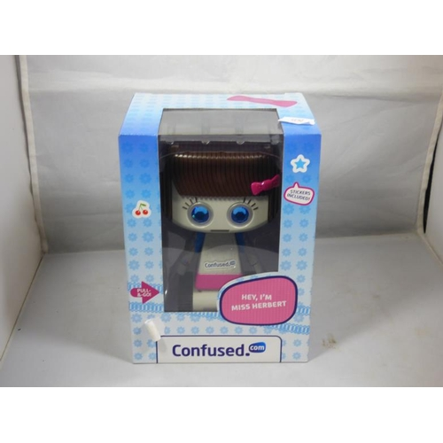 536 - Confused.com Miss Herbert Collectors Toy...