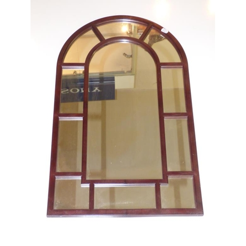 155 - Church Style Sectional Mirror...