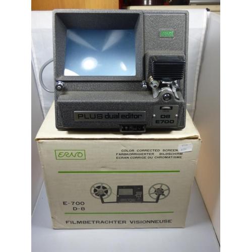 163a - Erno E-700 Super 8 Film editor...