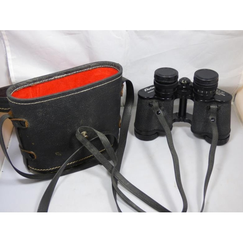185 - Pair of Palar 8 x 30 Binoculars in case...