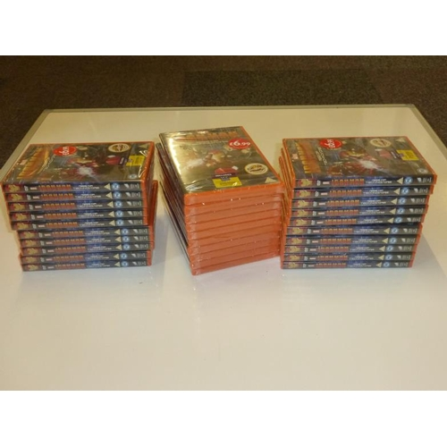 425 - Large collection of Iron Man DVD's...